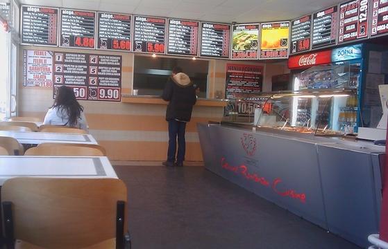 Fast food 3F în complexul studenţesc din Timişoara