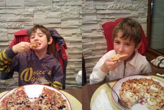 Pizzeria Grigo Severin doi pofticiosi