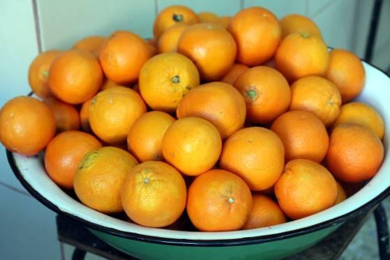 Portocale pentru desert la Masa de Craciun