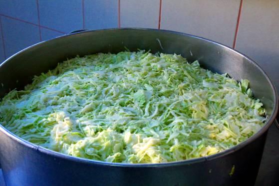 Salata de varza pentru Masa de Craciun