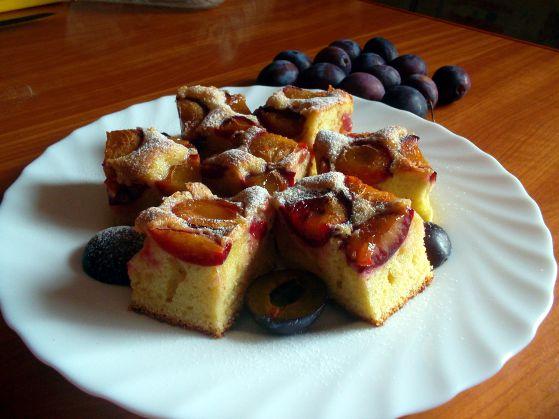 Prajitura cu prune pentru concurs foodcrew
