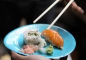 Degustare de sushi