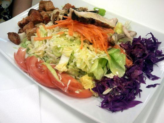 Salata de pui la PepeNero