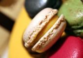 Macarons cu lamaie