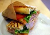 Ham&Swiss Sandwich