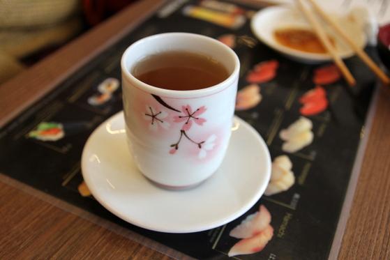ceai prajit