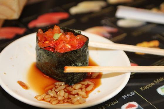 degustare salmon spicy