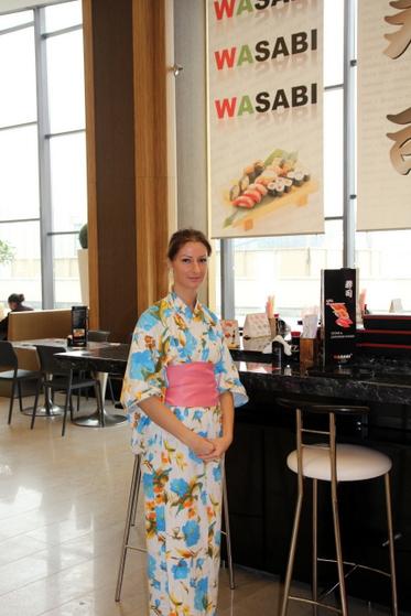 kimono restaurant wasabi