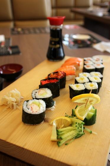 mix sakura restaurant wasabi