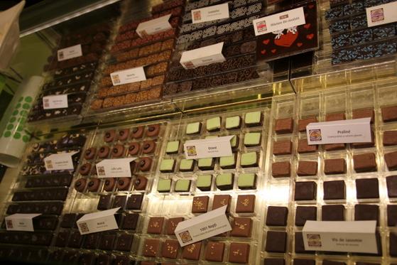 let's chocolate timisoara praline