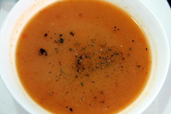 Supa crema de legume Spring Phoenix