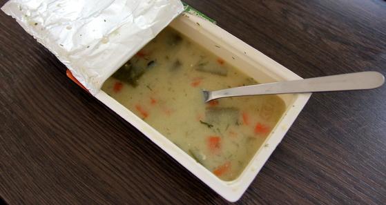 Supa de fasole Quick Luch
