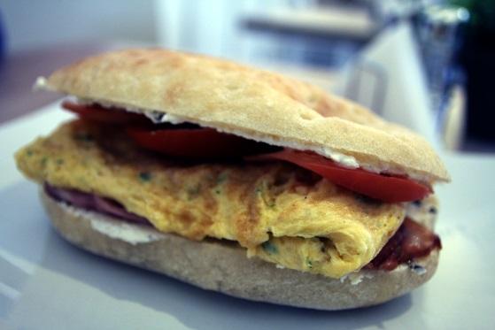 sandwich mic dejun