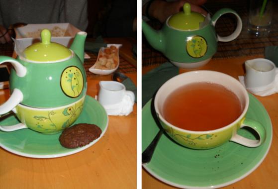 Ceai Peaceful Moments