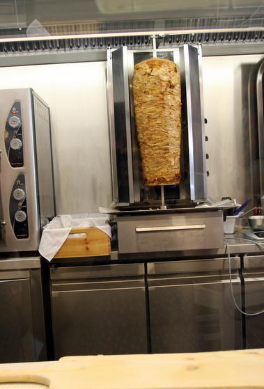 Fresh Kebab Carne