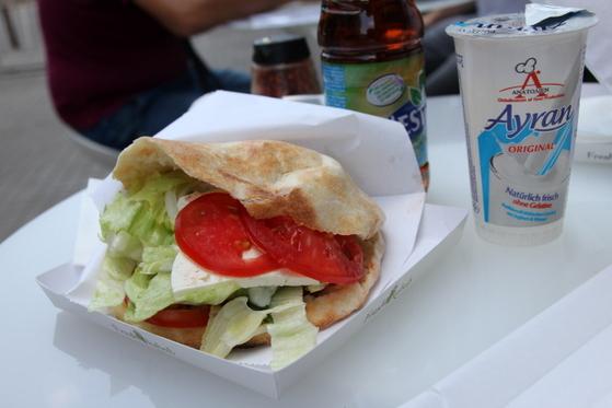 Kebab cu curcan Fresh Kebab