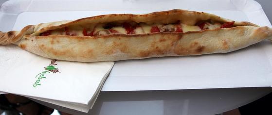 Pida pui Fresh Kebab