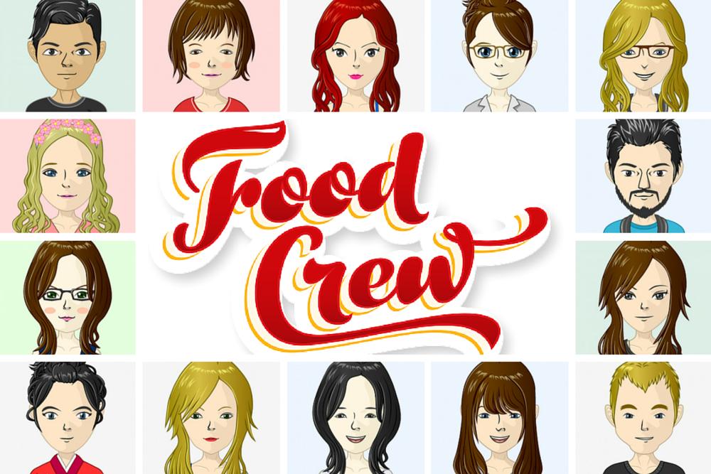 Utilizatori FoodCrew
