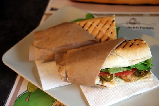 Jalapeno Sandwich TSF