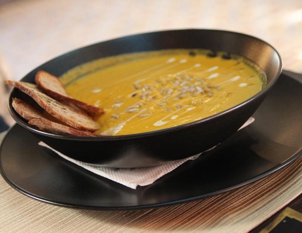Supa crema Riviere