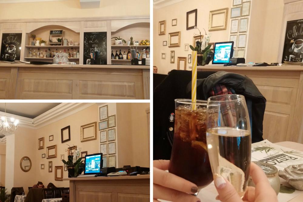 Enzo Restaurant Detalii