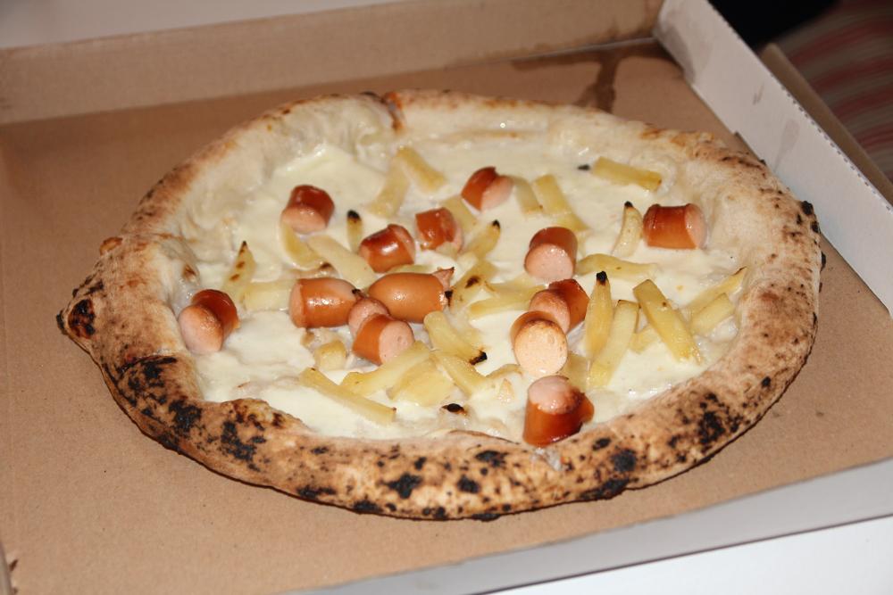 Core e Napoli Pizza Tedesca