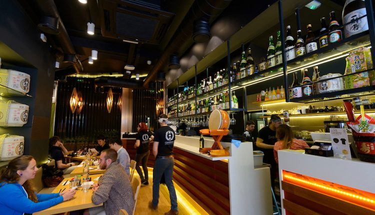 Sake Shops and Restaurants in London