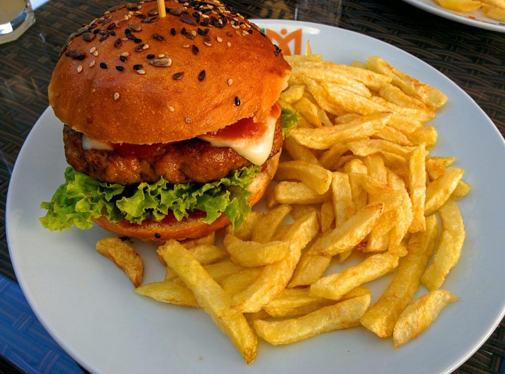 Burger O'Pork
