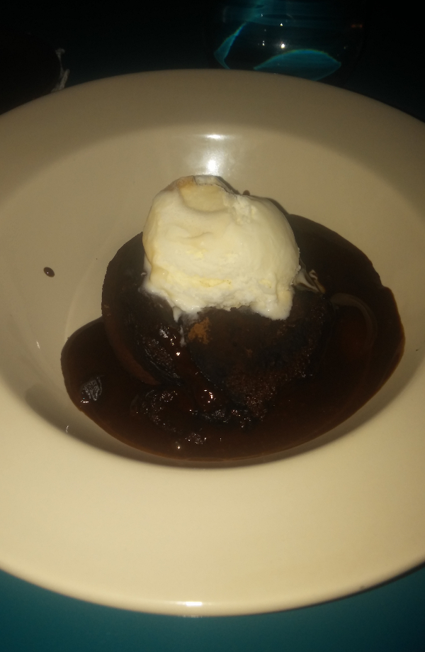 Lava Cake Homemade