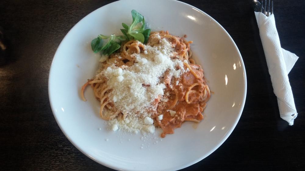 Spaghete Papa Sam