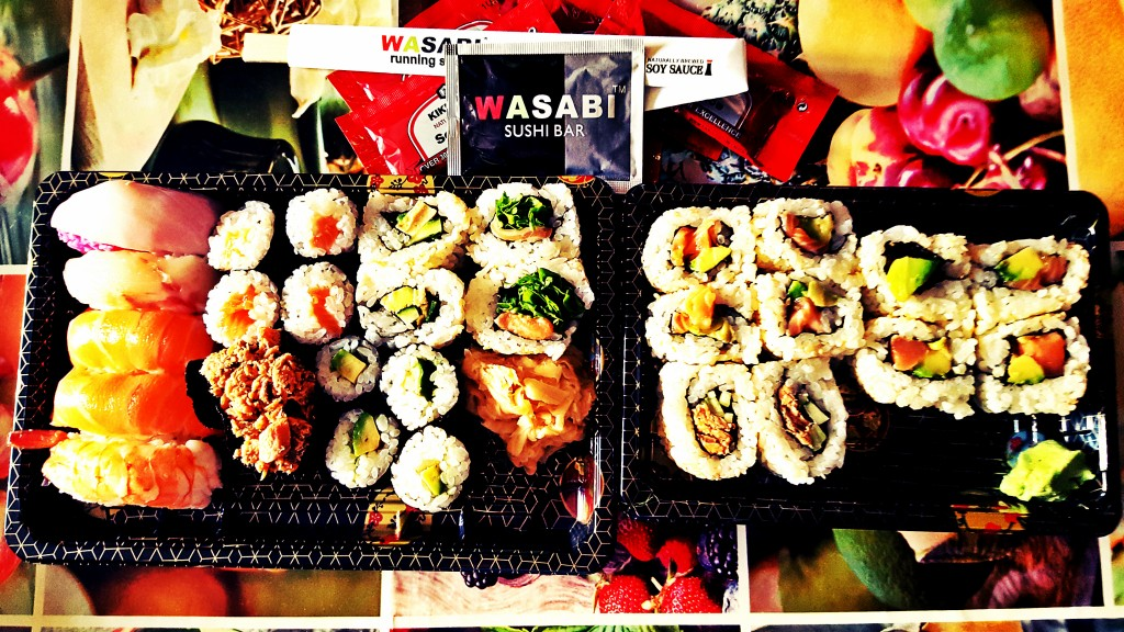 Wasabi take away