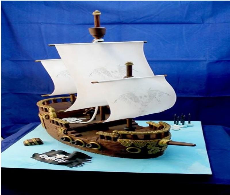 Tort Corabia Piratilor