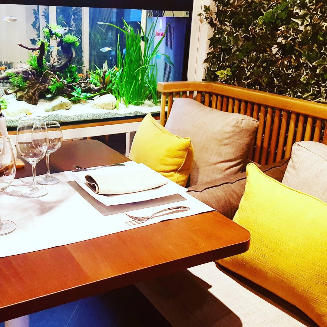 Restaurant Pescada interior 1