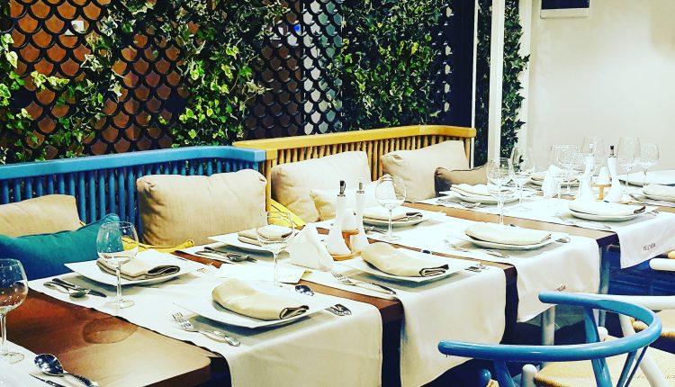 Restaurant Pescada interior 3