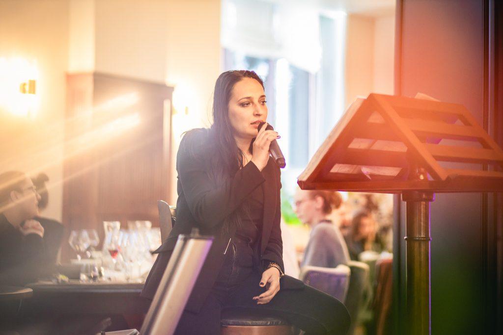 Lavinia Răducanu Live | Restaurant Merlot Timișoara