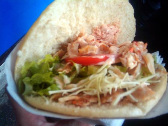 Kebab la 6 lei în Piaţa 700 din Timişoara