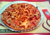 Pizza Bella Italia la oferta de 10 lei