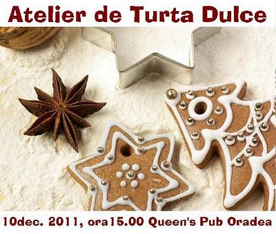 Atelierul de Turtă Dulce din Oradea