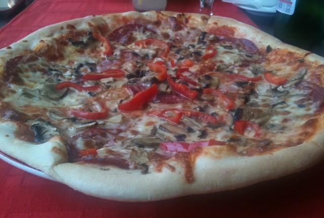 Pizza Quatro Stagioni, Pizzeria Al Pacino