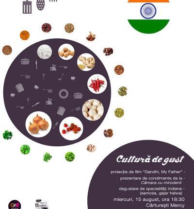 Cultura de gust seara indiana
