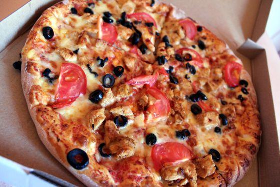 Primavera Rosa Ten pizza