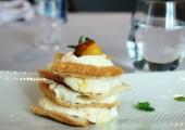 Desert dovleac restaurant belvedere