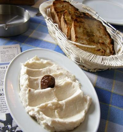 Taramosalata Meze Taverna
