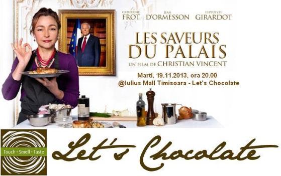 Un an de Lets Chocolate la T