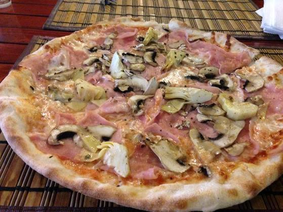 Pizza Pizzeria Iolo