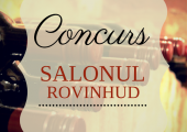 Concurs Salonul RoVinHud