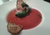 supa de rosii cu busuioc