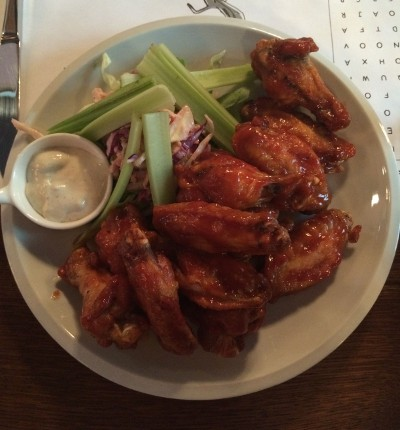 La Strada - Buffalo Wings