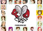 Personaje foodcrew