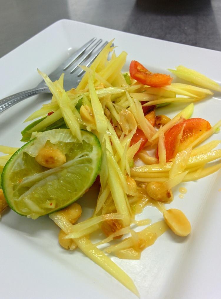 Salata Papaya Curs gatit